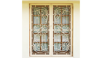 colonial casting security doors and windows